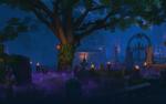 Temple Graveyard
