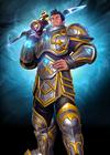 Maximilian Enchanted Armor card.png