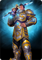 Maximilian Enchanted Armor