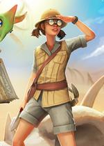 Zoey Jurassic Journey