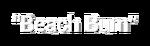 Beach Bum (Title)