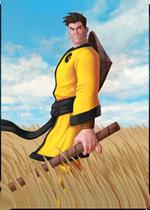 Maximilian Cardboard Samurai
