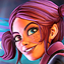 Zoey The Chaotic Apprentice icon.png