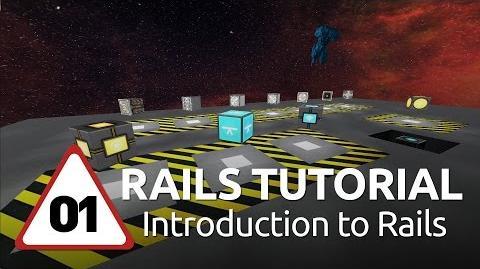 Starmade Rails - 01 - Introduction to Rails RUS-CC