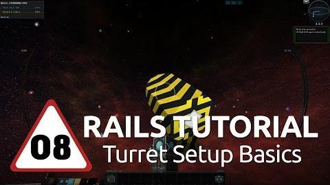 Starmade Rails - 08 - Turrets