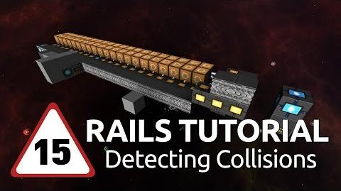 Starmade Rails - 15 - Detecting Collisions