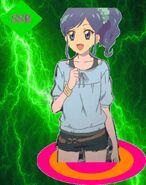 Aoi Kiriya Caesar Blueberry