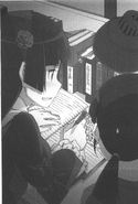 Kuroneko Writing