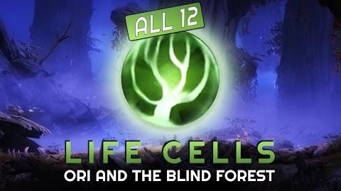 Ori and the Blind Forest - ALL LIFE (HEALTH) CELLS Location Guide - Master Guardian Achievement