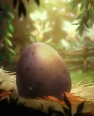Kuro's Egg