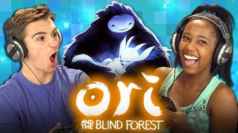 ORI AND THE BLIND FOREST (REACT Gaming)