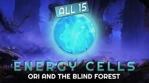 Ori and the Blind Forest - ALL ENERGY CELLS Location Guide - Powerhouse Achievement