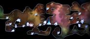 Light glades map
