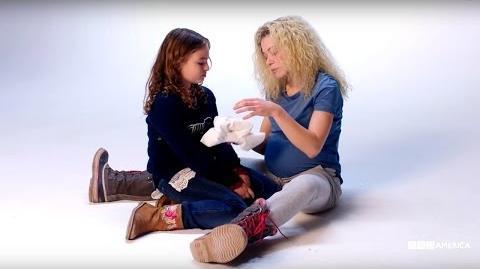 Snacktime With Helena Orphan Black Season 5 June 10 10 9c on BBC America
