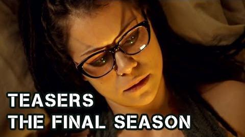 Orphan Black Season 5 TEASERS - The Final Season