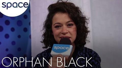 Orphan Black - Tatiana Maslany Q&A - Ep
