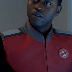 Minor USS Orville characters