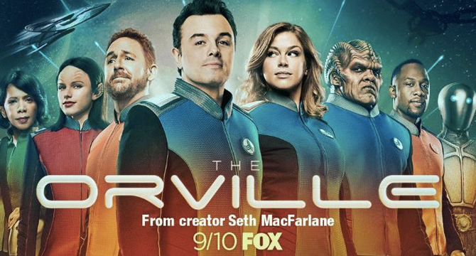 The Orville/Episodes