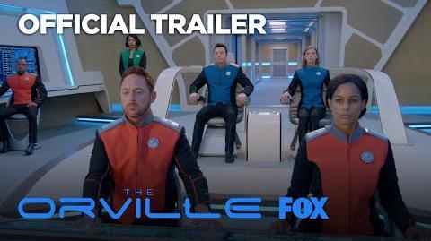 Comic-Con 2018 Official Trailer THE ORVILLE Season 2 THE ORVILLE