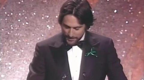 Robert De Niro Wins Best Actor 1981 Oscars