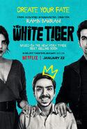 Large white-tiger-poster