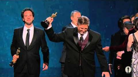 """""""Life of Pi"""" winning the Oscar® for Visual Effects"""