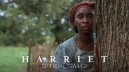 HARRIET Official Trailer Now Playing