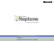 Neptune5111 BootScreen