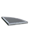 Curved Metal Panel 01