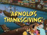 Arnold's Thanksgiving