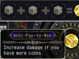 Anti-Pay-to-Win
