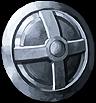 Old Metal Shield