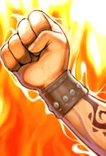 Titanium Wrist