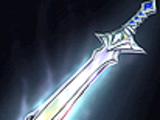 Shining Crystal Sword