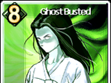 Ghost Busted Skill Card
