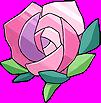 Rose Fairy Shield