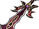Fading Immaterial Sword