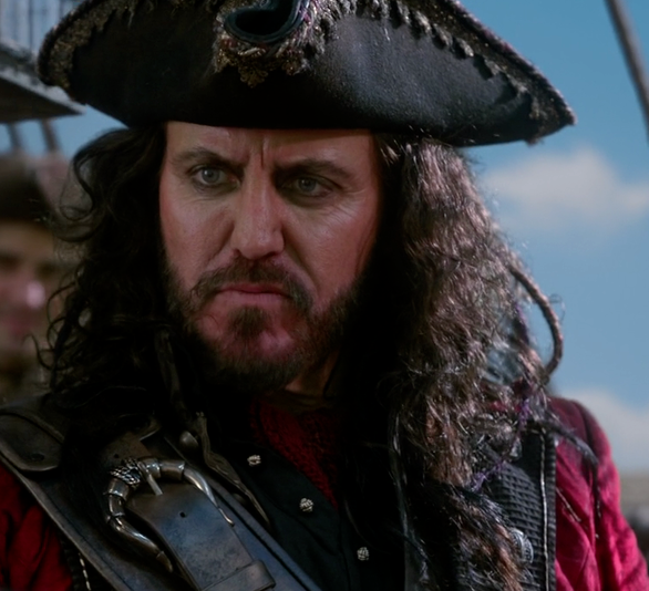 Blackbeard Once Upon A Time Wiki Fandom