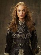 Lizzie swann