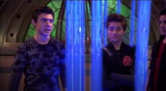 Marcus and Chase Bionic showdwon