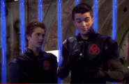 Bionic showdown-Chase and adam (2)