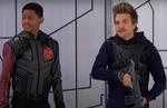 Leo and Douglas (Bionic action hero) 5