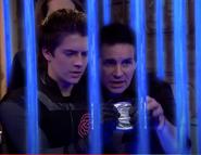 Chase and Donald Bionic showdown