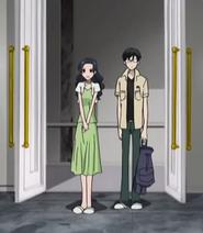Fuyumi and kyouya