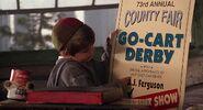 73rd Annual County Fair Poster