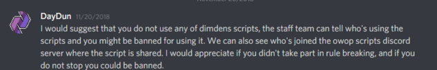 DayDun announcing about DOP.png