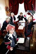 Stage play visual