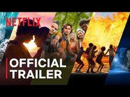 Outer Banks 2 - Official Trailer - Netflix