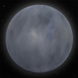 Quantum Moon