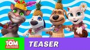 Talking Tom and Friends - Summer Holidays (Trailer)
